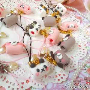 Animal shaped marshmallow / different variations / charms