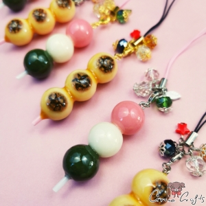 Dangos on a stick / different variations / charms