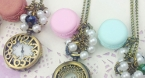 Kawaii and candy necklaces