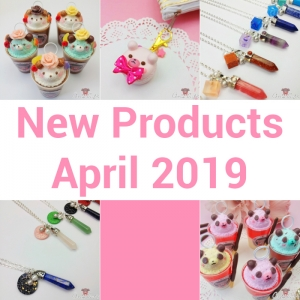 New products - april 2019
