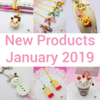 New products - january 2019