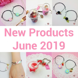 New products - june 2019