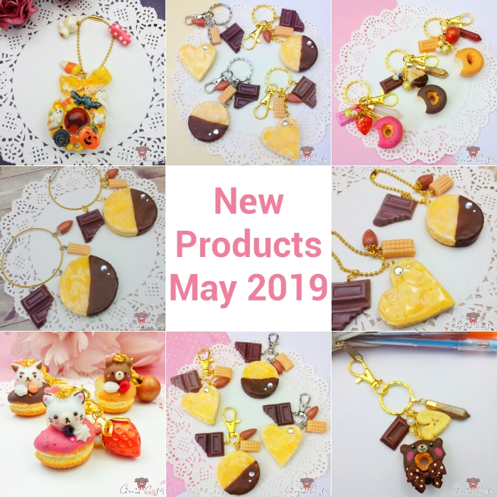 New products - may 2019