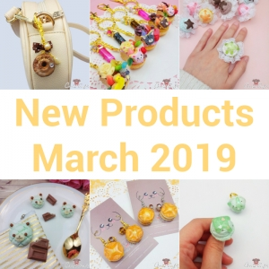 New products - march 2019